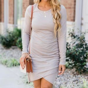 Pinklily sure to fall in love dress